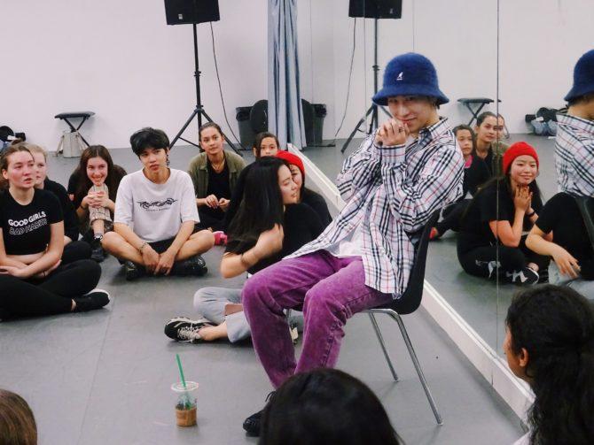 K-Pop Dance Workshop by Hyeonseok