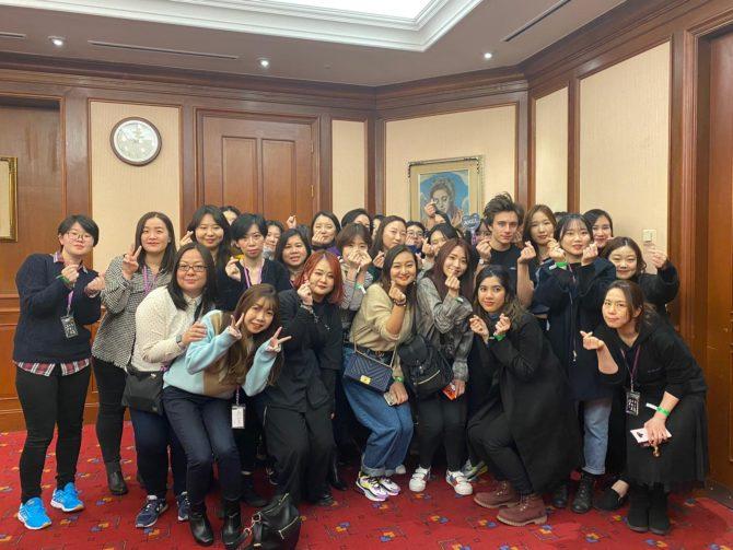 SKAM FRANCE à Séoul